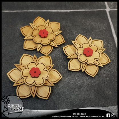 3d Badges Bamboo 190218