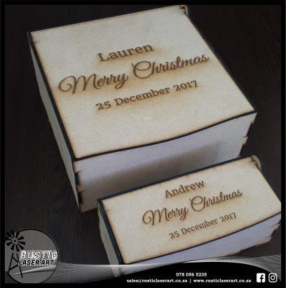632 Custom Christmas Boxes