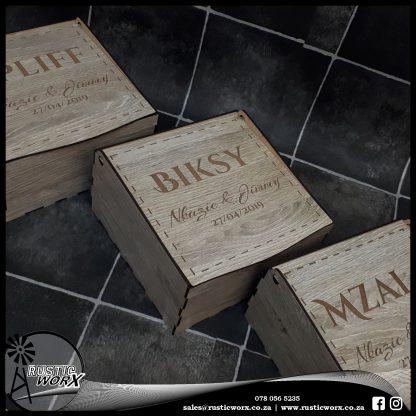 Boxes Verzasca Oak 180337