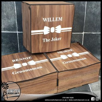 Boxes Walnut