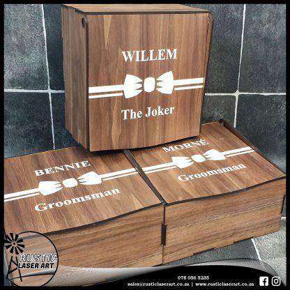 Boxes Walnut