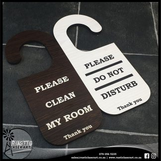 Do not Disturb Sign 2600 3