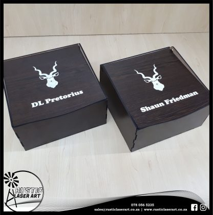 Gift Boxes African Wenge 180102
