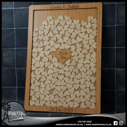 Guest Board A1 Nat Oak Van Maple 190326