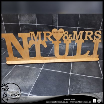 Mr Mrs Sign Comm Ply 180537 1