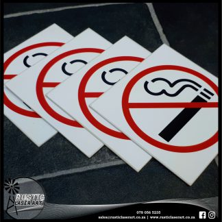 No Smoking Signs 2