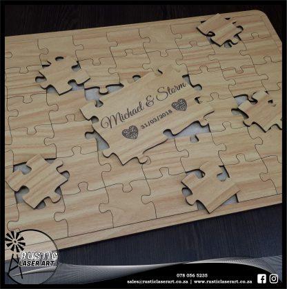 Puzzle Nat Oak 18001