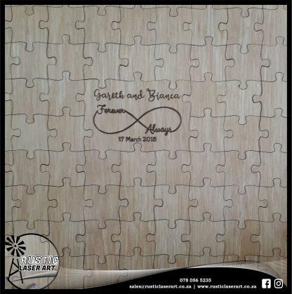 Puzzle White Oak 693