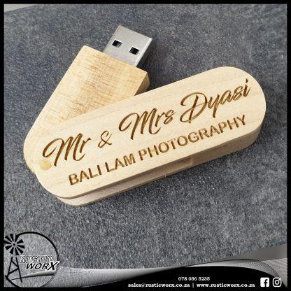 Wooden USB 190426