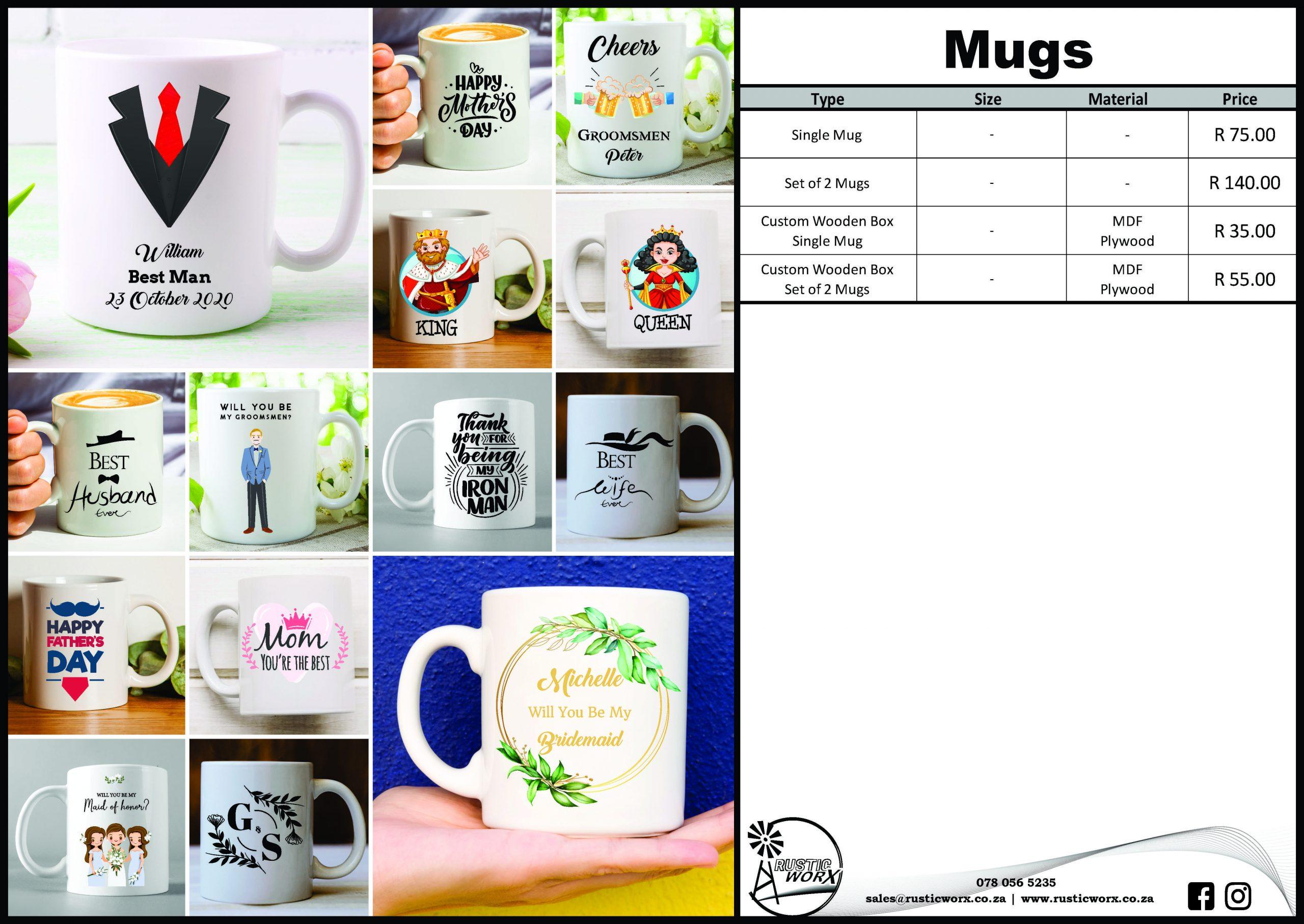 27 Mugs