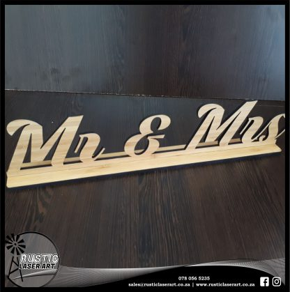 Mr Mrs Bamboo 418