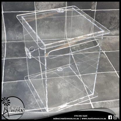 Wedding Mail Box Type 1 Acrylic Shindig