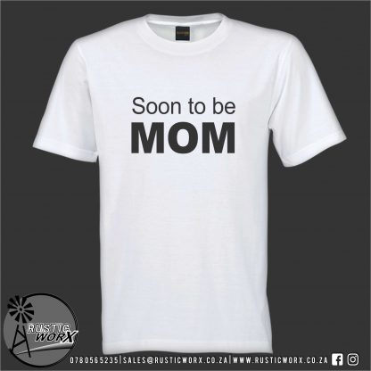 T Shirt Soon to be Mom
