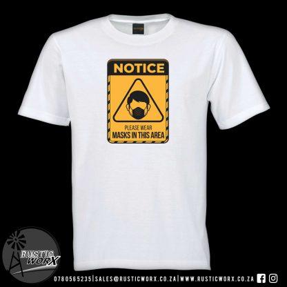 T Shirts Notice