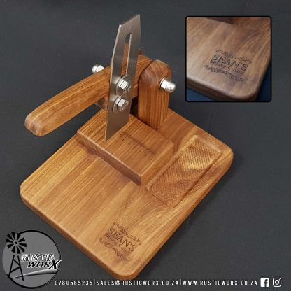 Personalised Biltong Cutter - South Africa