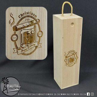 Wine Box Type 1 Christiaan
