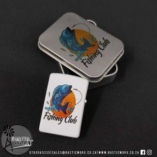 Zippo Style Lighters Printed